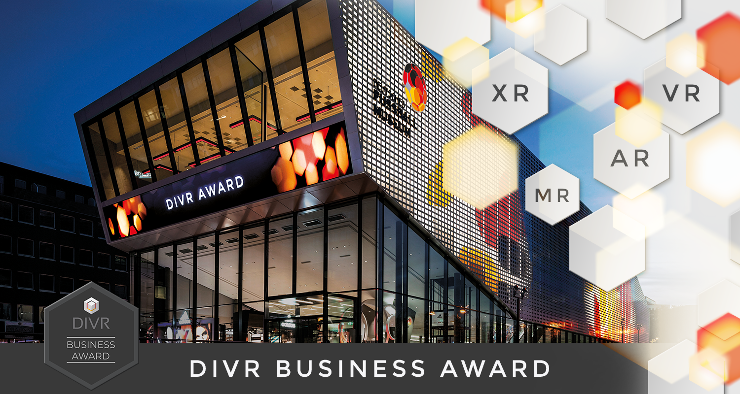 DIVR Business Award 2019