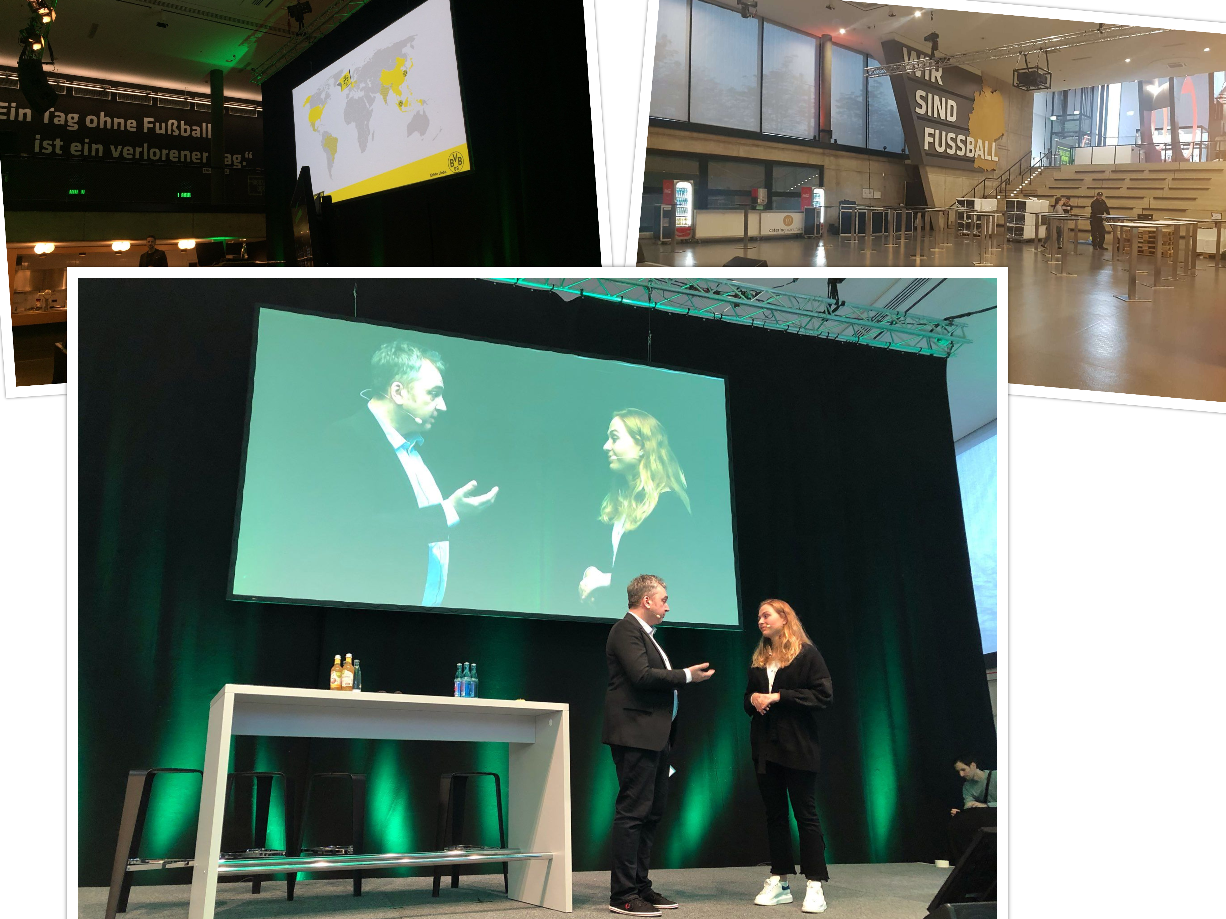 Pictures from DIVR Business Award 2019 at the German Football Museum in Dortmund